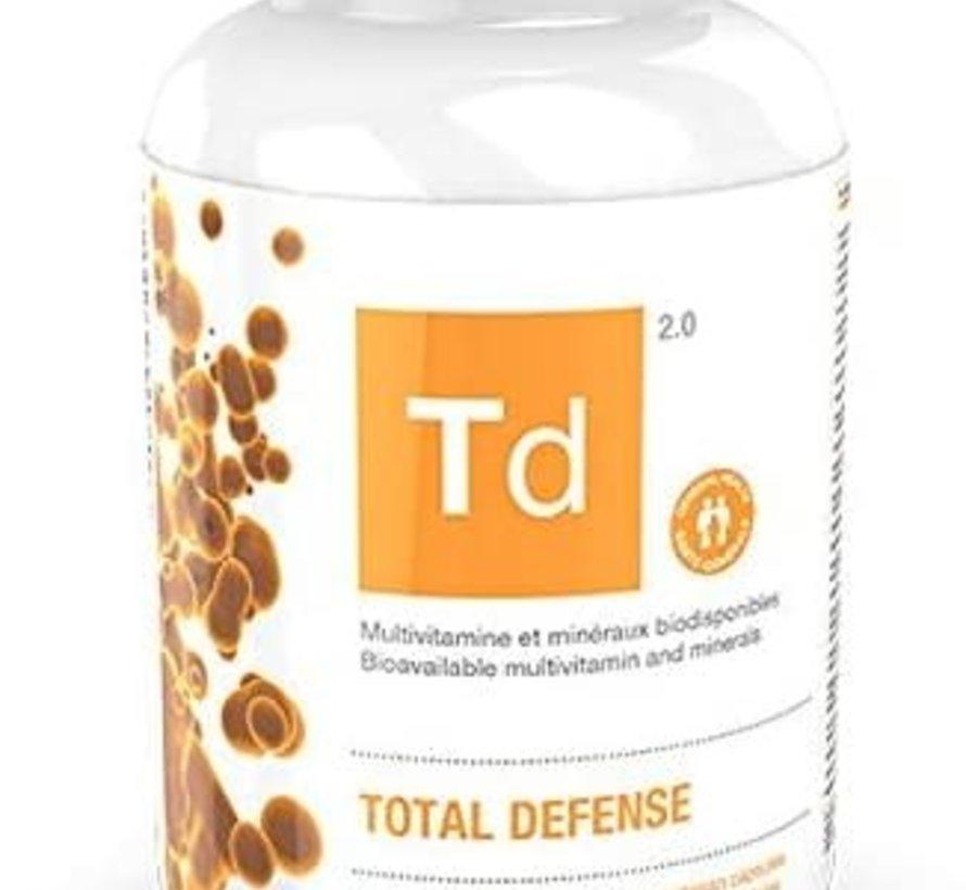 ATP Total Defense 120 cap