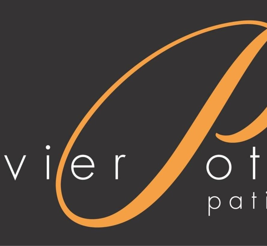 Tartinade choco noissettes d'Olivier Potier, 212ml
