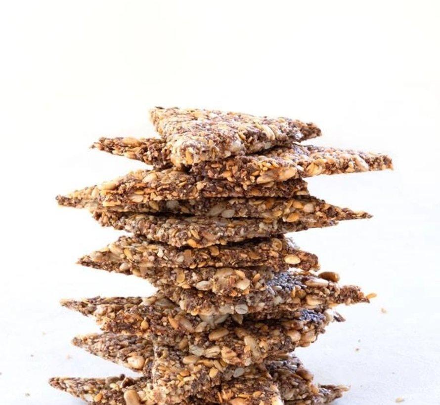 Craq-O-Keto (mélange à craquelins keto), 86g