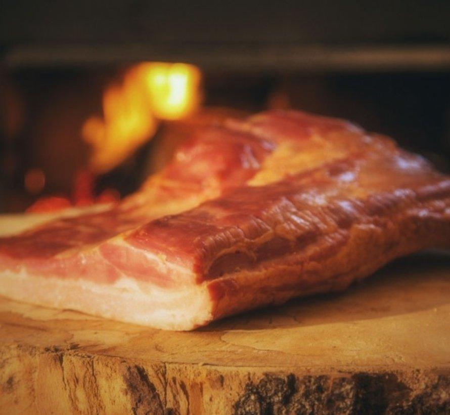 Bacon à trancher, 2-3kg (sur commande seulement)