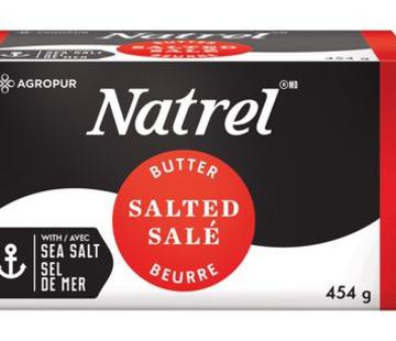 Natrel Beurre salé 454g Natrel