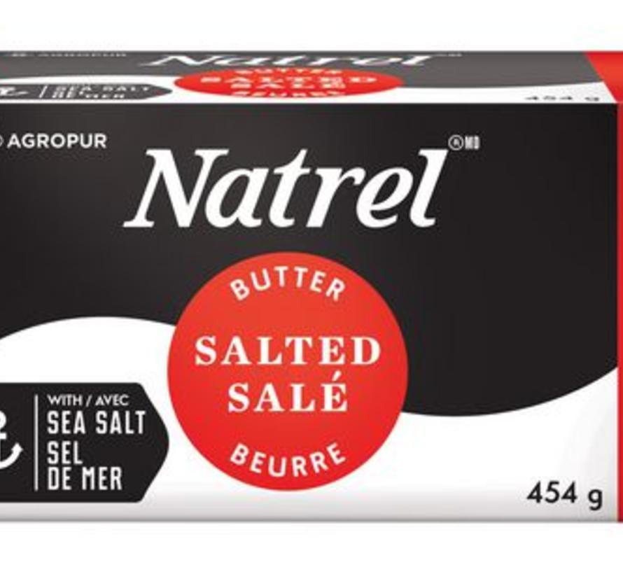 Beurre salé 454g