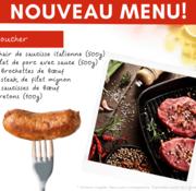 J.G. Fruits et Légumes - Saveur Ultime Coffret Boucher