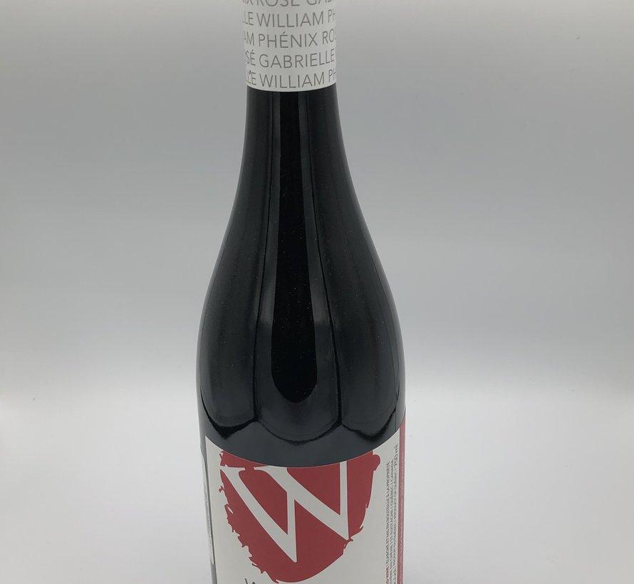 Vin rouge WILLIAM ROUGE (5.5g/L)