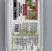 Viandex Cretonnade de poulet, 200g