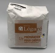 Moulin Légaré Préparation pour crêpes, 1kg, Moulin Légaré