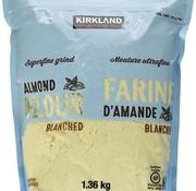 Kirkland Farine d'amande ultrafine blanchie (1.36kg)