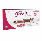 Love good fats Boîte - 12 barres collation (468g - Love good fats)