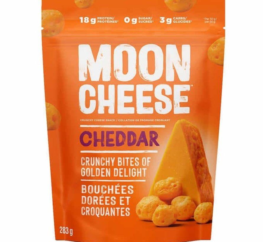 Bouchées de cheddar (283g - Moon Cheese)