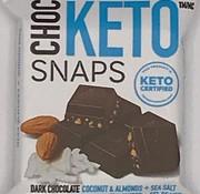 CHOCXO Choc Keto Snaps (14g - CHOCXO)