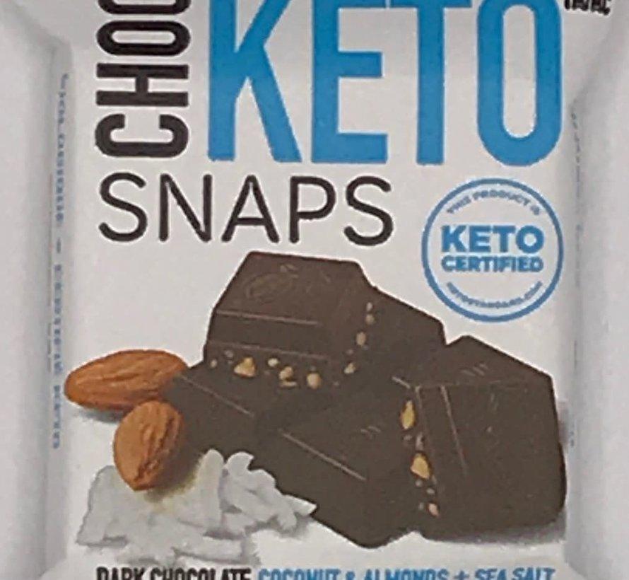 Choc Keto Snaps (14g - CHOCXO)