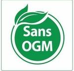 sans OGM / GMO free