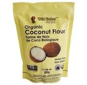 Wild Tusker Farine de noix de coco biologique, 500g