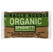 Miracle Noodle Nouilles Shirataki Miracle Noodle 200g - Spaghetti Bio