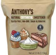 Anthony's Érythritol en granules sans gluten et OGM (1.13 kg)