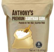 Anthony's Gomme de xanthane sans gluten (454 g)