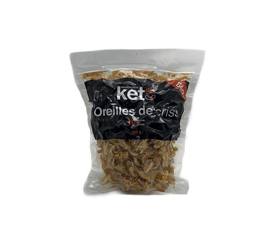 Oreilles de crisse (200g - BBQ)