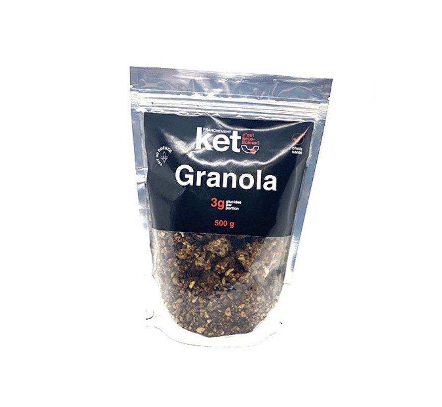 Granola cétogène, 500g