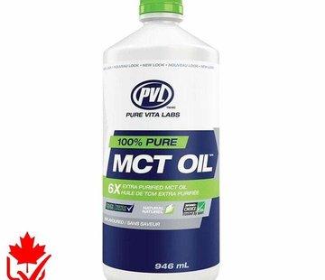 PVL Huile MCT, PVL (946ml)