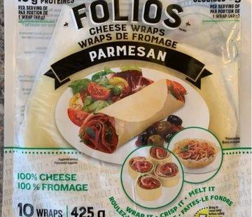 Folios Wraps de fromage parmesan, Folios, 425g