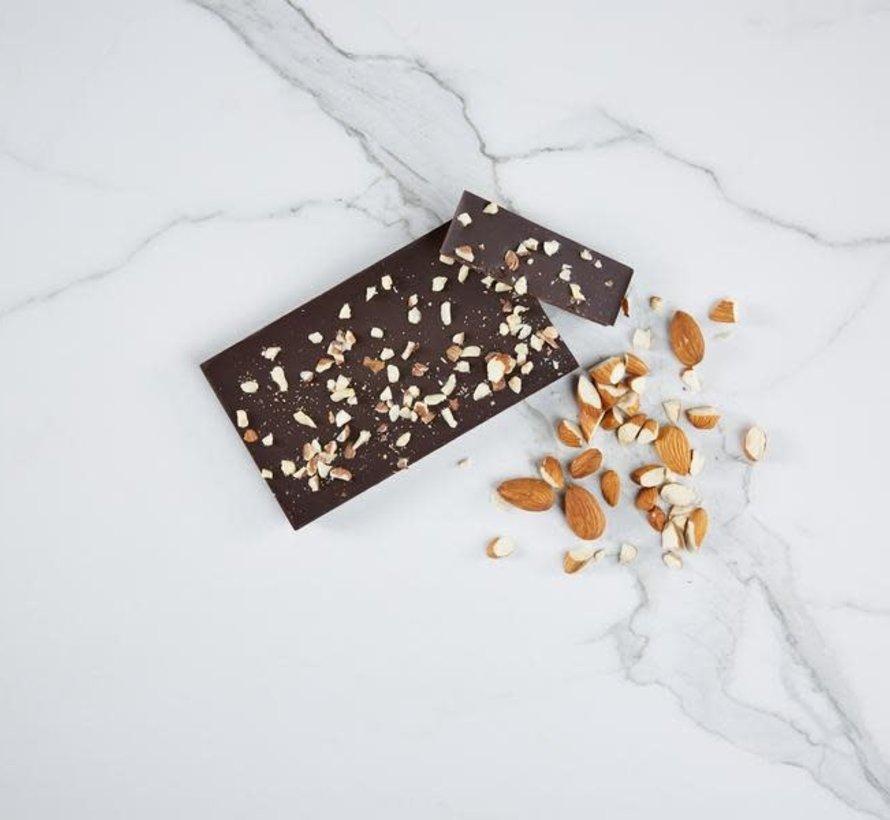 Barre de chocolat Kéto La Croquante