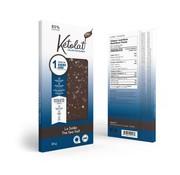 Kétolat Barre de chocolat Kéto La Salée