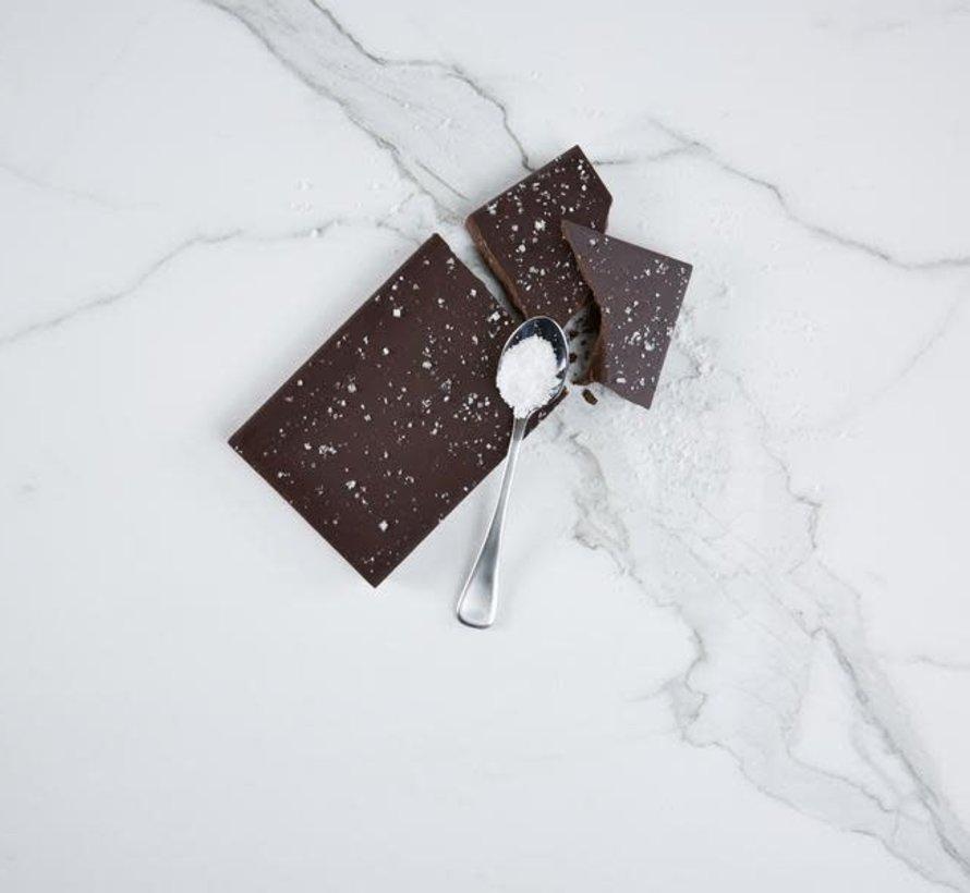 Barre de chocolat Kéto La Salée