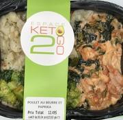 Keto2go Poulet au beurre et paprika Keto / Cétogène (glu: 7.1)
