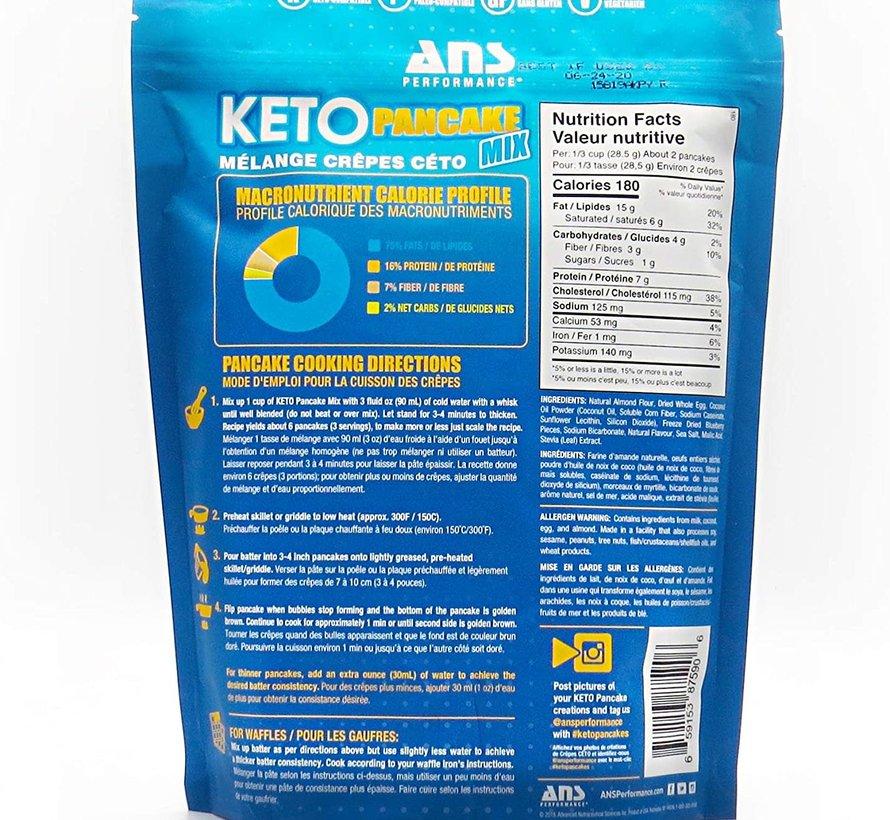 Pancake mix  Keto / Cétogène (1 glu)