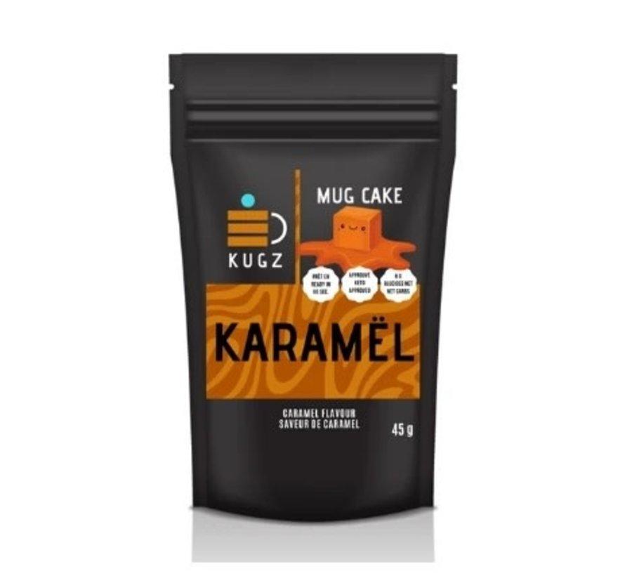 Kugz - Mug cake, 3 saveurs (mélange gâteau 1 min.)