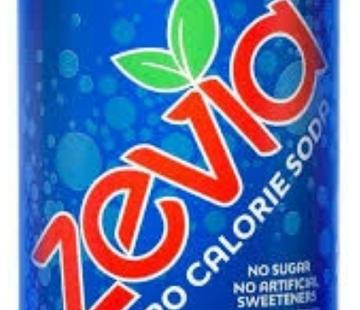 Zevia Zévia Soda Zéro Calorie 355ml (plusieurs saveurs)