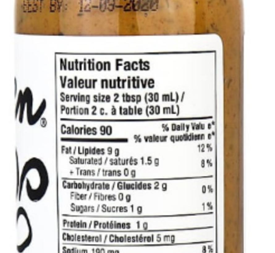 Chosen Foods - Vinaigrette à l'huile d'avocat 237ml (plusieurs saveurs)