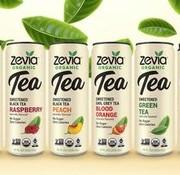 Zevia Zévia - Thé biologique 355ml (plusieurs saveurs)