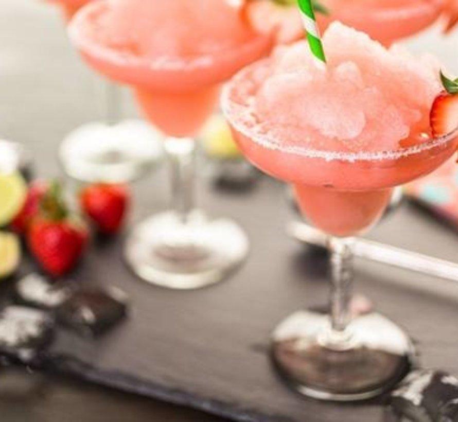 Skinny Syrups - Cocktails mixte (Margarita fraise et lime)