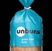 UNBUN Unbuns Pains UNBUN à la farine d'amande (340g)