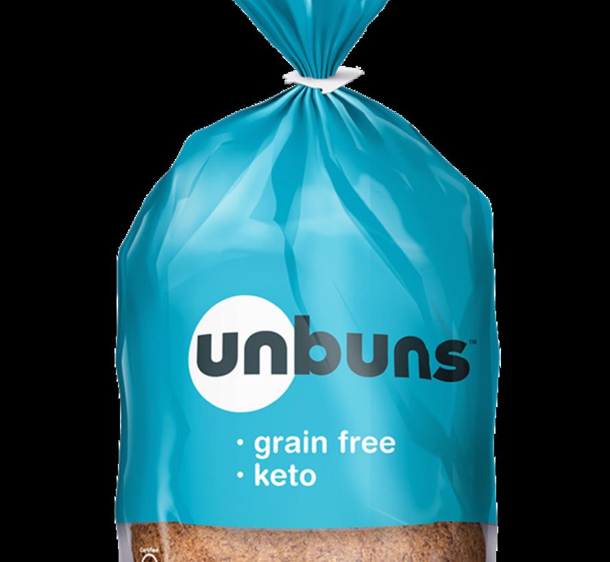 Unbuns Pains UNBUN à la farine d'amande (340g)