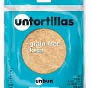 UNBUN UNBUN - Tortillas (6/sac, 210g)