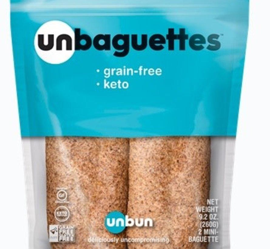 Unbaguettes Baguettes de Pains UNBUN (260g)