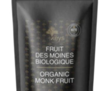 Keys Nutrition Fruit des moines Biologique 500g