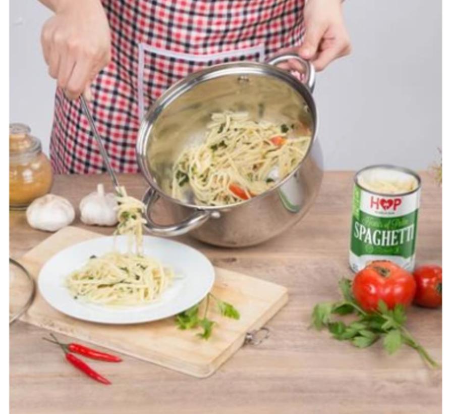 PÂTES ALIMENTAIRE (Spaghetti) DE COEURS DE PALMIERS