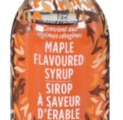 Good Good Sirop à saveur d'érable faible en glucide 200ml