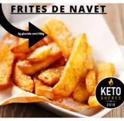 Keto Québec Frites de Navet congelés (500 g)