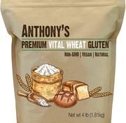 Anthony's Gluten de blé biologique sans OGM (4 lb)