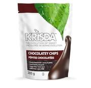 Krisda Pépites chocolatées mi-sucré, 285g