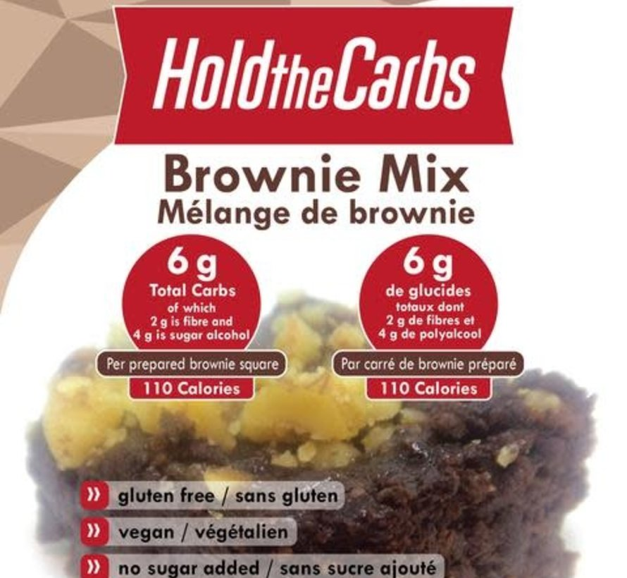 Mélange de brownie, 300g