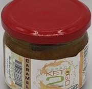Keto2go Caramel au café Keto / Cétogène (glu: 0.5 / 30 mL)