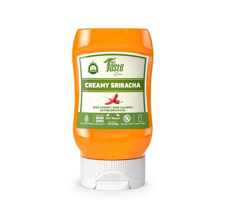 Mrs Taste - Creamy Sriracha, 220g