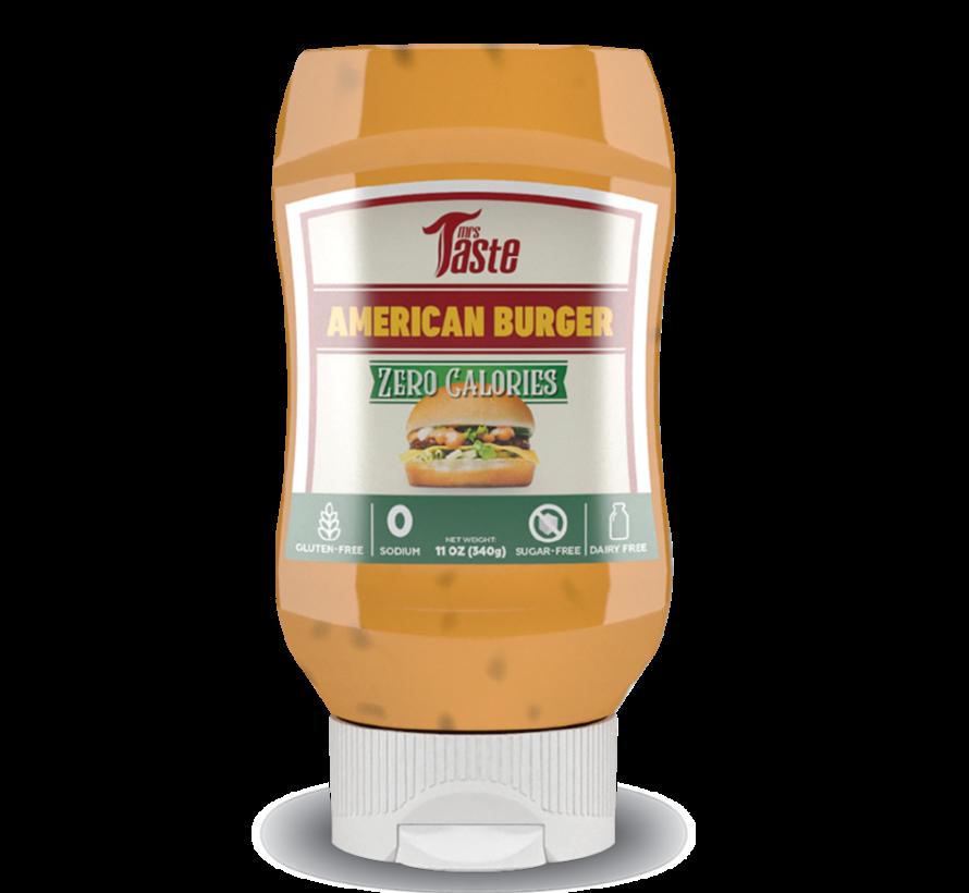Mrs Taste - sauce American Burger, 340g