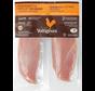Poitrine de poulet de grain végétal désossées (2), congelées