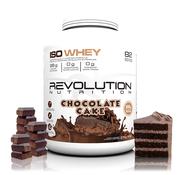 Révolution Revolution Whey Isolate - 2lb ou 6lb (4 saveurs disponibles)